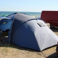 Восьмиместные палатки