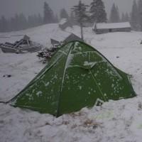 Палатки для экстремальных условий