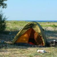 Палатки для простых походов
