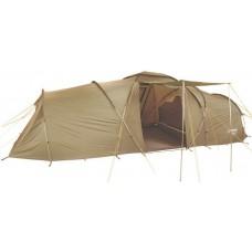 Восьмиместная палатка Terra Incognita Grand 8+2 песочный