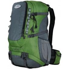 Рюкзак Terra Incognita Across 35L зелёный / серый