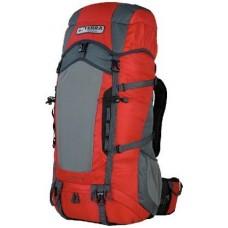 Рюкзак Terra Incognita Action 45L красный / серый