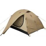 Двухместная палатка Terra Incognita Alfa 2+1 песочный