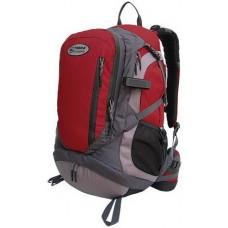 Рюкзак Terra Incognita Compass 30L красный / серый