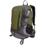 Рюкзак Terra Incognita Compass 40L зелёный / серый
