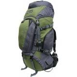 Рюкзак Terra Incognita Discover 100L зелёный / серый