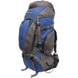 Рюкзак Terra Incognita Discover 100L синий / серый