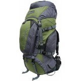 Рюкзак Terra Incognita Discover 70L зелёный / серый