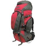 Рюкзак Terra Incognita Discover 70L красный / серый