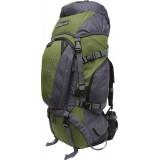 Рюкзак Terra Incognita Discover 85L зелёный / серый