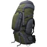 Рюкзак Terra Incognita Discover Pro 100L тёмно-зелёный / серый