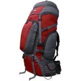 Рюкзак Terra Incognita Discover Pro 70L красный / серый
