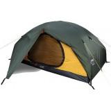 Двухместная палатка Terra Incognita Cresta 2+1 Alu тёмно-зелёный