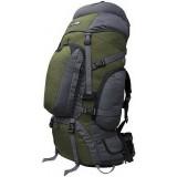 Рюкзак Terra Incognita Discover Pro 85L тёмно-зелёный / серый