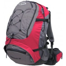 Рюкзак Terra Incognita Freerider 28L красный / серый