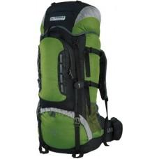 Рюкзак Terra Incognita Mountain 100L зелёный / чёрный