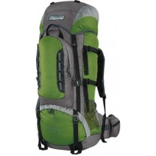Рюкзак Terra Incognita Mountain 65L зелёный / серый