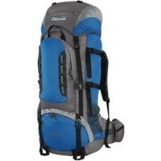 Рюкзак Terra Incognita Mountain 65L синий / серый