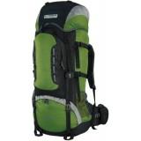 Рюкзак Terra Incognita Mountain 80L зелёный / чёрный
