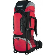 Рюкзак Terra Incognita Mountain 80L красный / чёрный