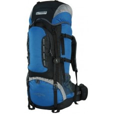 Рюкзак Terra Incognita Mountain 80L синий / чёрный