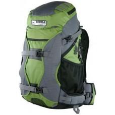Рюкзак Terra Incognita Nevado 50L зелёный / серый