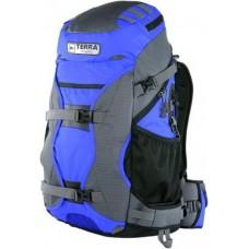 Рюкзак Terra Incognita Nevado 50L синий / серый