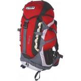 Рюкзак Terra Incognita Odyssey 40L красный / серый