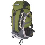Рюкзак Terra Incognita Odyssey 50L зелёный / серый
