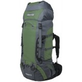 Рюкзак Terra Incognita Rango 55L зелёный / серый