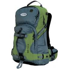 Рюкзак Terra Incognita Snow-Tech 40L зелёный / серый
