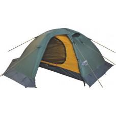 Двухместная палатка Terra Incognita Mirage 2+1 Alu тёмно-зелёный