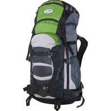 Рюкзак Terra Incognita Tour 35L зелёный / серый