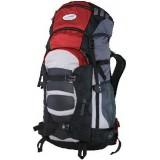 Рюкзак Terra Incognita Tour 45L красный / серый
