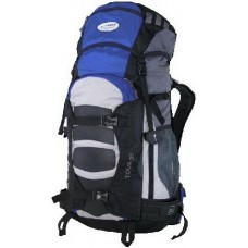 Рюкзак Terra Incognita Tour 45L синий / серый