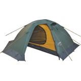 Двухместная палатка Terra Incognita Mirage 2+1 тёмно-зелёный