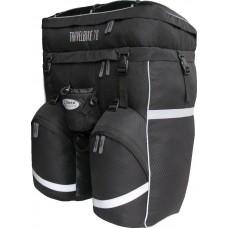 Рюкзак Terra Incognita Travelbike 70L чёрный