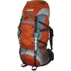 Рюкзак Terra Incognita Trial 55L оранжевый / серый