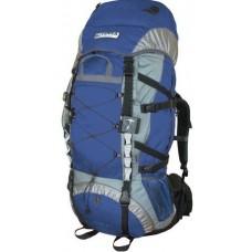 Рюкзак Terra Incognita Trial 55L синий / серый