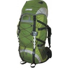 Рюкзак Terra Incognita Trial 75L зелёный / серый