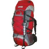 Рюкзак Terra Incognita Trial 75L красный / серый