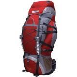 Рюкзак Terra Incognita Trial Pro 75L красный / серый