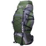 Рюкзак Terra Incognita Trial Pro 75L тёмно-зелёный / серый