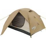 Двухместная палатка Terra Incognita Omega 2+1 песочный