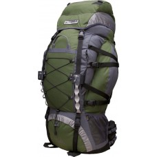 Рюкзак Terra Incognita Trial Pro 90L тёмно-зелёный / серый