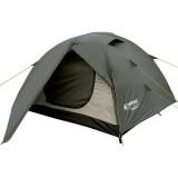Двухместная палатка Terra Incognita Omega 2+1 хаки