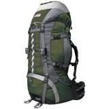 Рюкзак Terra Incognita Vertex Pro 100L тёмно-зелёный / серый