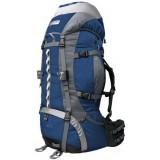 Рюкзак Terra Incognita Vertex Pro 100L тёмно-синий / серый