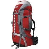 Рюкзак Terra Incognita Vertex Pro 80L красный / серый