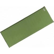 Самонадувающийся коврик Terra Incognita Rest 5 см зелёный